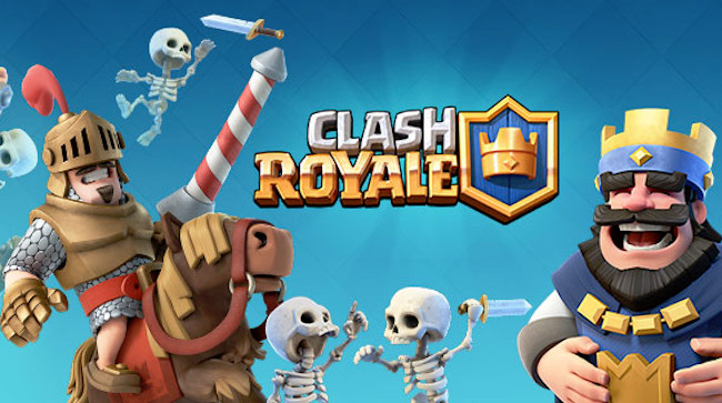 Photo de Porté par Clash Royale, Supercell enregistre 2,3 milliards de dollars de revenus en 2016