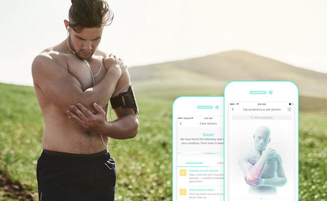 Photo de Une start-up fait entrer le médecin virtuel dans la maison avec Alexa