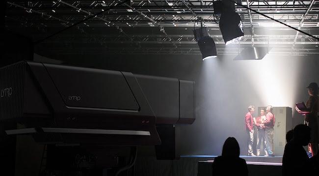 Photo de Lytro lève 60 millions de dollars pour démocratiser la réalité virtuelle dans le cinéma
