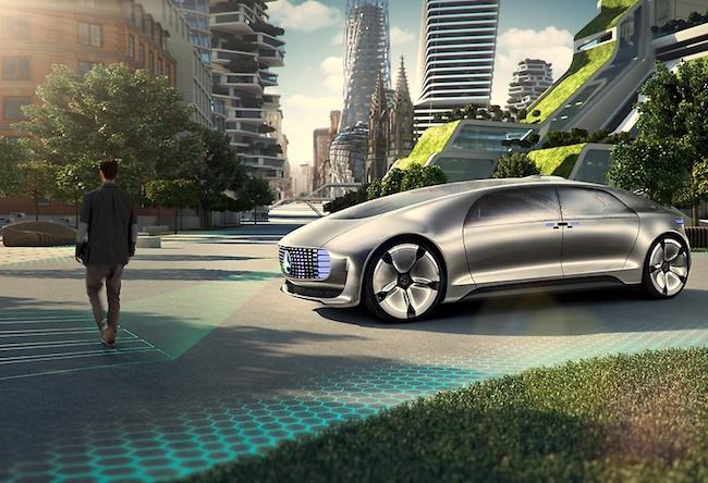 Photo de Daimler s'allie avec Uber pour augmenter sa flotte de voitures autonomes