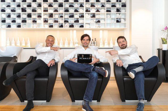 Photo de Planity lève 6 millions d'euros pour remplir le carnet de rendez-vous des salons de coiffure et des instituts de beauté