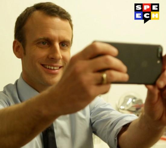 Speech Macron