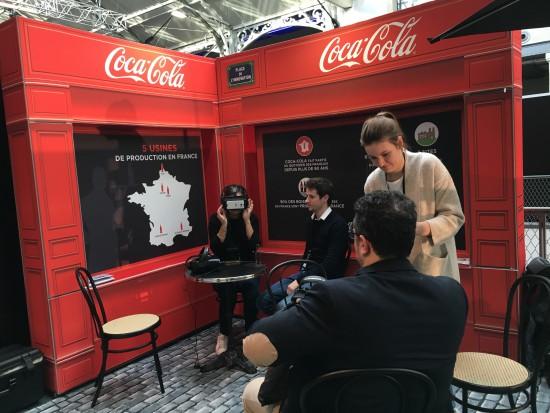 VR Coca