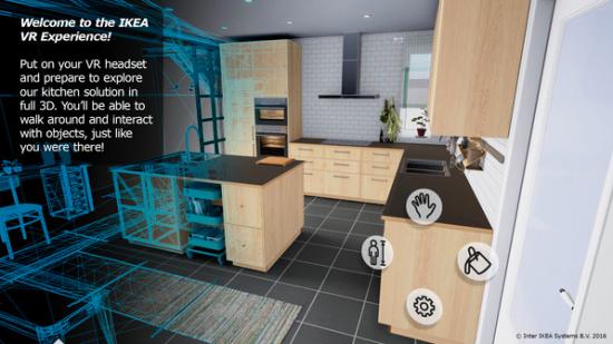 VR IKEA
