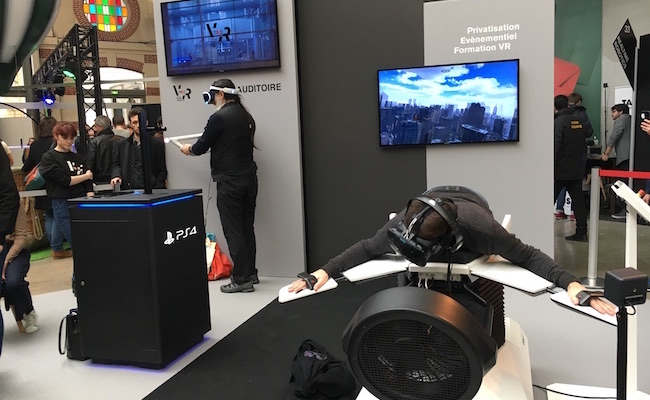 Virtuality MK2 VR