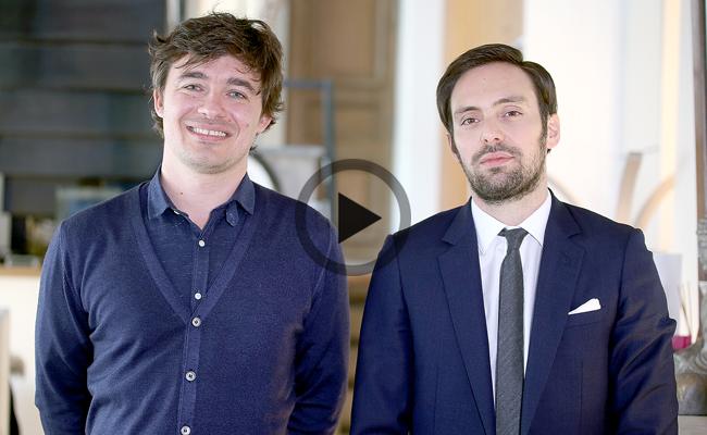 Photo de Le Débrief de la semaine avec Geoffrey La Rocca (Teads) et Julien Radic (Webedia / Illico Fresco)