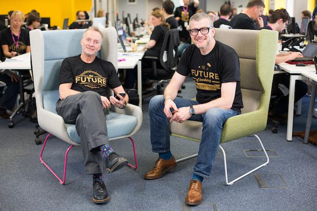Photo de Atom Bank, la néobanque britannique des Millennials, lève 206 millions de dollars