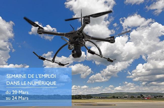 Photo de [SEN#7] Intégrer des équipes après une acquisition: Flying Eye racheté par Azur Drones