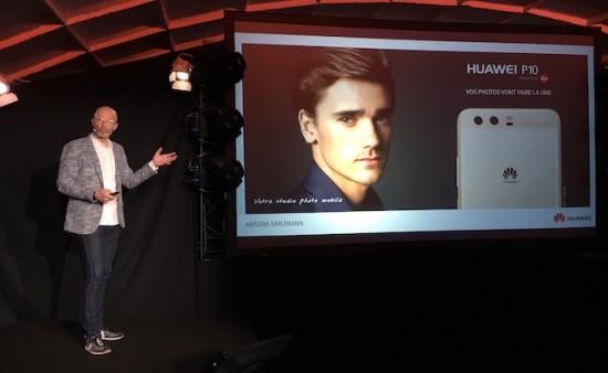 Huawei P10 Griezmann