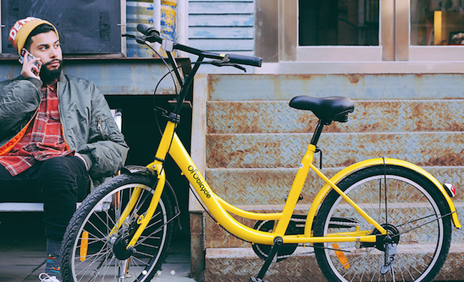 Photo de Ofo lève 866 millions de dollars pour ses vélos en «free-floating»