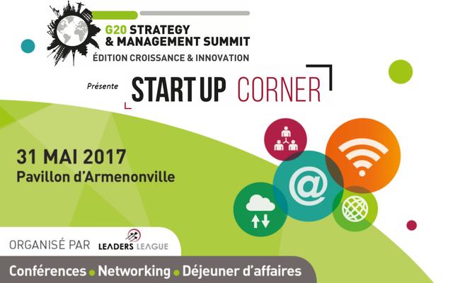 Startup-corner-G20-summit