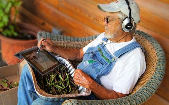 Photo de 4 ruptures majeures dans l'agriculture liées au numérique