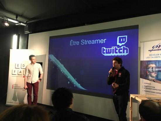 eSport - Streamer