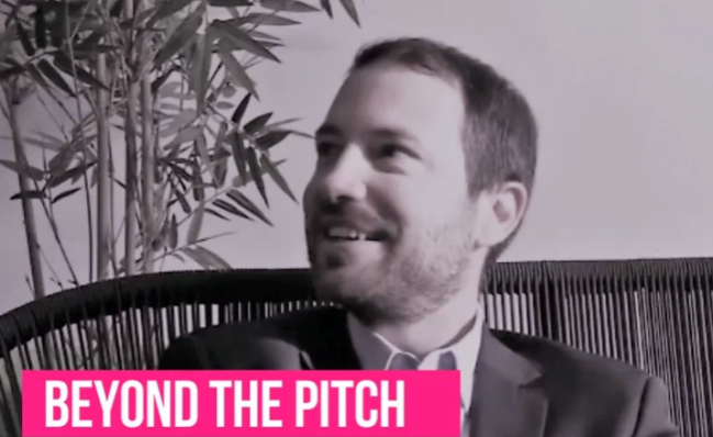 Photo de BeyondThePitch: Guillaume Belmas, CEO de Realytics
