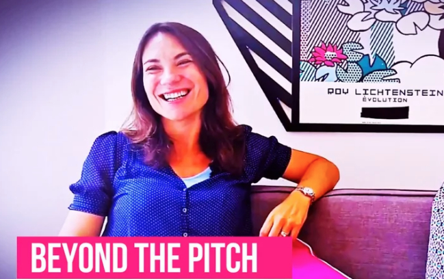 Photo de BeyondThePitch: Jeanne Chaumais, fondatrice de C-Way