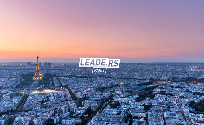 Photo de Leade.rs dévoile son programme officiel
