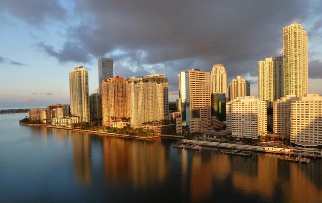Photo de Miami: nouvelle porte d'entrée des start-up sur le continent américain