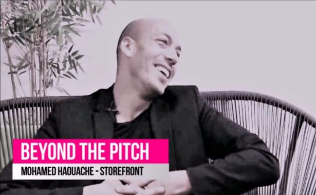 Photo de BeyondThePitch: Mohamed Haouache, CEO et cofondateur de Storefront
