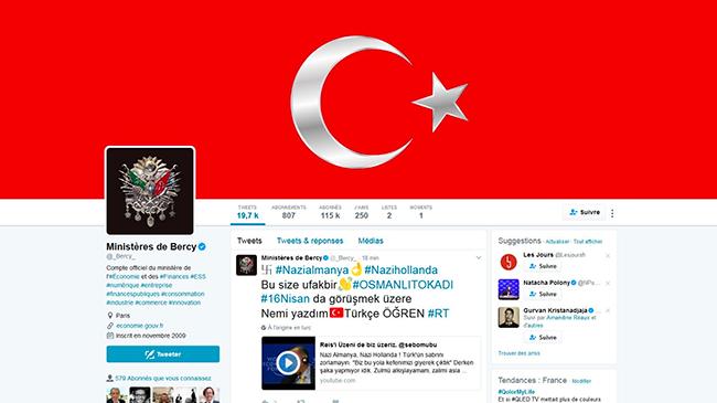 Photo de Les comptes Twitter de Bercy, Alain Juppé, Envoyé spécial piratés