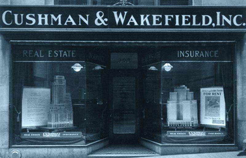 Photo de Cushman & Wakefield affine sa stratégie online pour attirer les entreprises