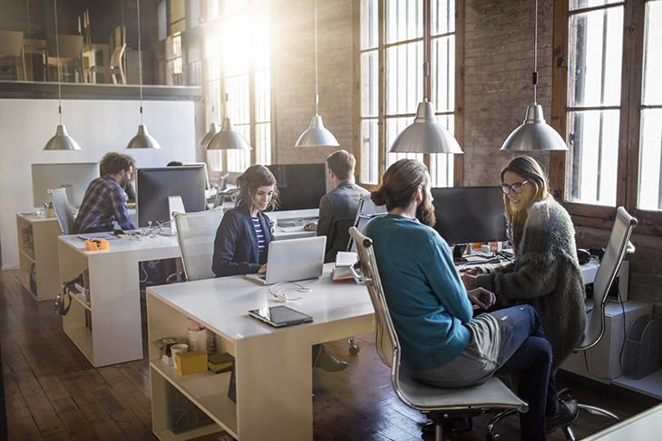 Photo de CSM, 2 millions d'euros pour aider les entreprises à connecter et réaménager leurs espaces de travail