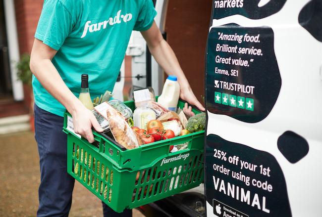 Photo de Farmdrop lève 8 millions d'euros pour rapprocher les producteurs des consommateurs