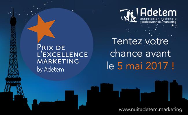Photo de L'Adetem lance la 5ème édition du Prix de l'Excellence Marketing