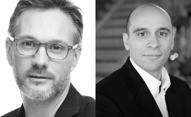 Photo de Benjamin Pruvost et Emmanuel Viale (Accenture): «Plus que jamais, la technologie doit se mettre au service de l'Homme»