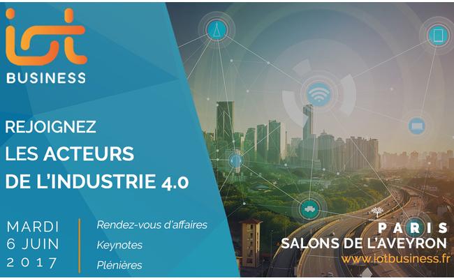 Photo de Journée de l'IoT Business