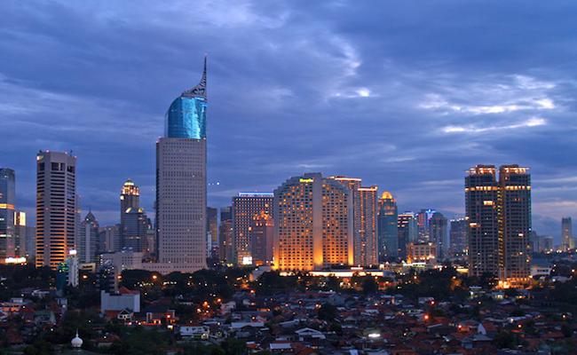 jakarta-indonesie-buildings