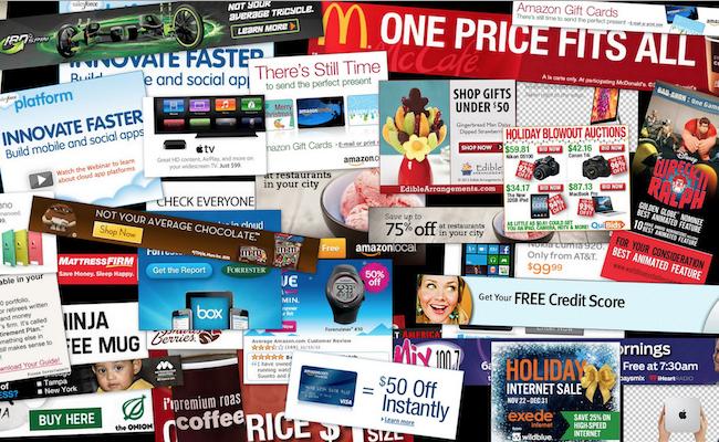 Photo de [Numbers] Quelle est la part des publicités réellement visibles en ligne?