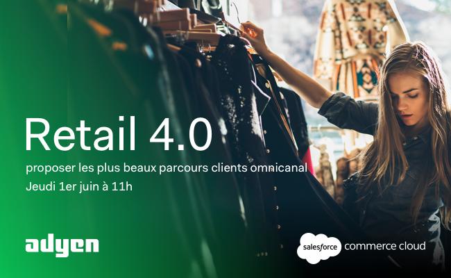 Photo de [Atelier en ligne] Retail 4.0: comment proposer les plus beaux parcours clients omnicanal