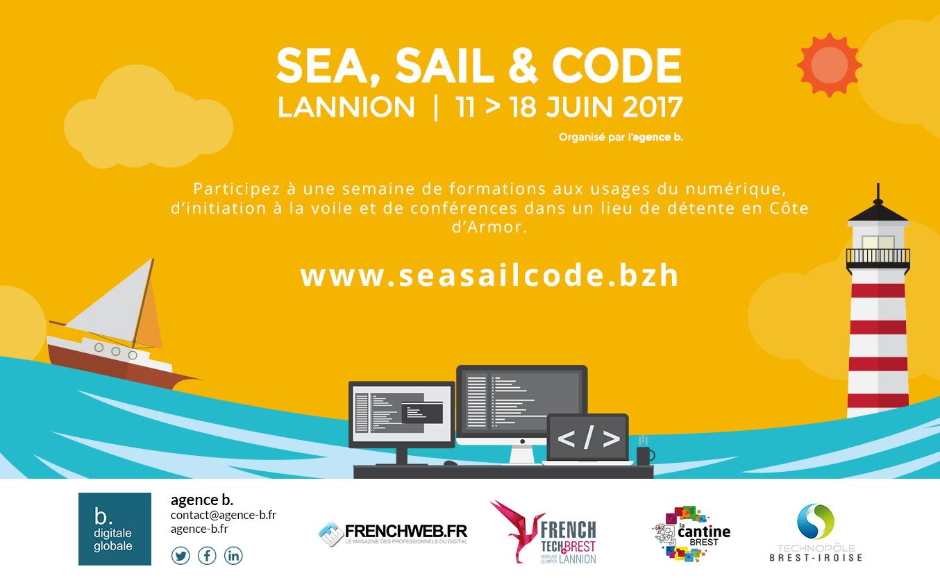 Photo de Sea, Sail & Code