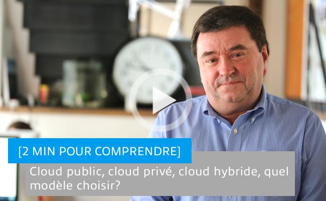 Photo de Cloud public, cloud privé, cloud hybride, quel modèle choisir?