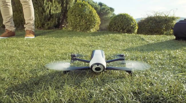 Photo de Parrot mise sur une nouvelle gamme de drones professionnels pour se relancer