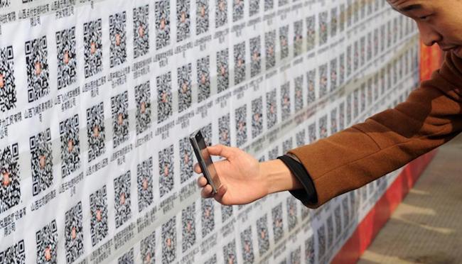 Comment le QR Code bouleverse les habitudes des consommateurs chinois - Decode Media