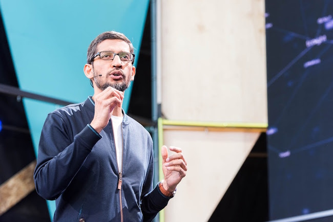 Photo de [INSIDERS] Le PDG de Google entendu au Congrès américain le 5 décembre