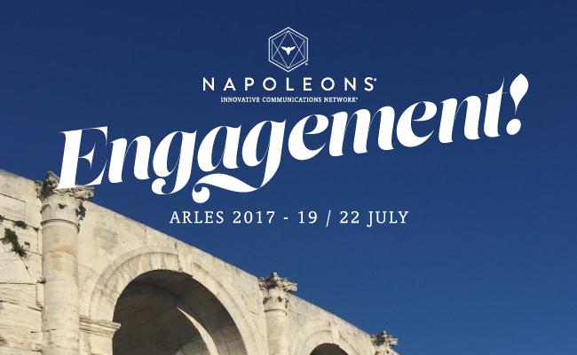 Photo de Les Napoleons sont invités à s'engager