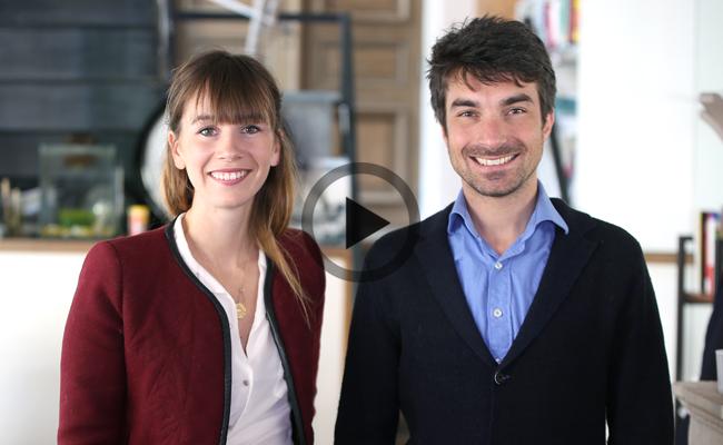Photo de Le Débrief de la semaine avec Anaïs Raoux (France Fintech, wake-up.io) et Joan Burkovic (Bankin')