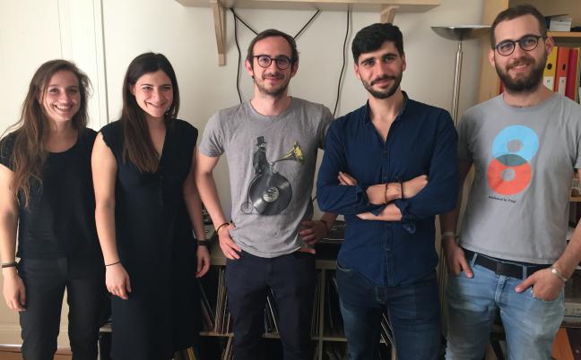 Photo de Diggers Factory crée une communauté autour du vinyle