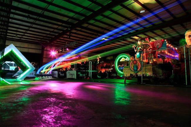 Photo de Drone Racing League lève 20 millions de dollars pour diffuser son championnat de drones dans le monde entier
