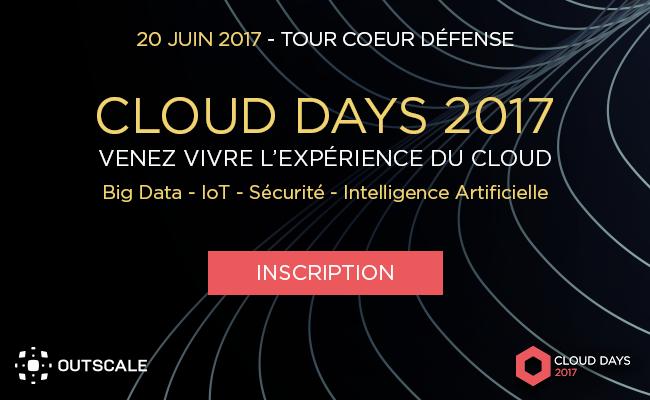 Photo de Cloud Days 2017