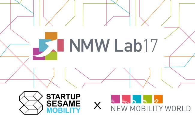 Photo de New Mobility World et Startup Sesame lancent le NMWLAB17