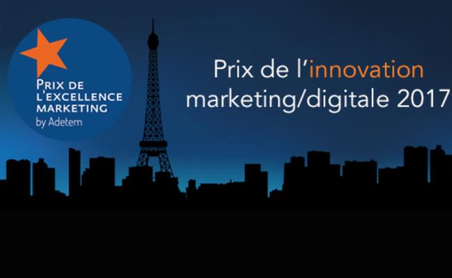 Photo de Prix de l'Innovation Marketing/Digitale by Adetem