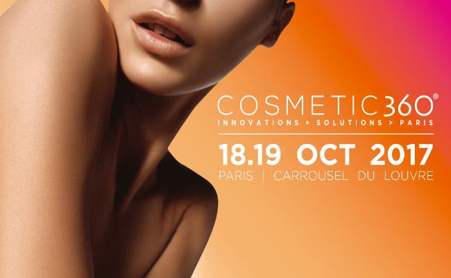 Photo de Le salon international Cosmetic 360