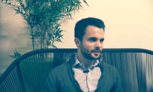 Photo de BeyondThePitch: Guillaume Laporte, CEO de Destygo