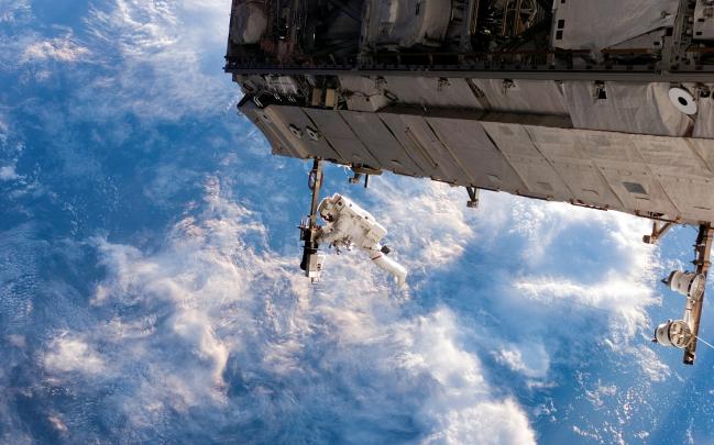 Photo de De l'astronomie à l'entrepreneuriat: l'Univers