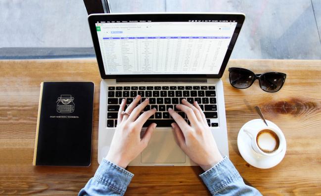 Photo de Jamais sans ma feuille… Excel