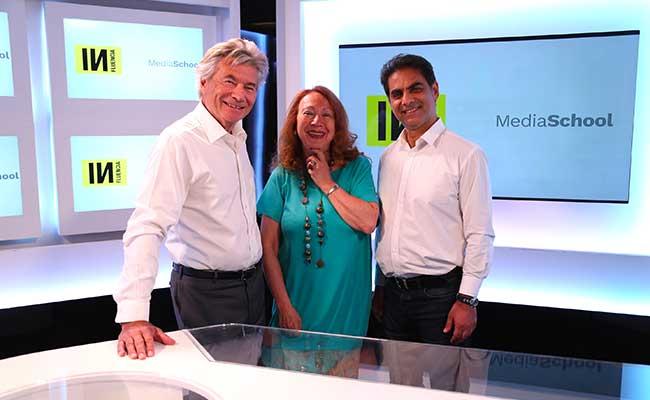 Photo de Après CB News, MediaSchool fait l'acquisition d'INfluencia