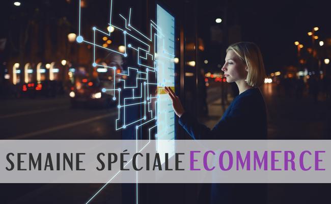 screen girl-ecommerce